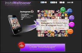 instagram wallpaper how to make a wallpaper with instagram photos