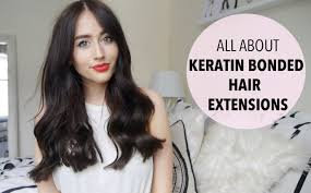 Best Way To Remove Keratin Hair Extensions by All About Keratin Bonded Hair Extensions Before And After