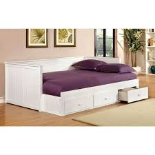 Daybed With Bookcase Headboard Daybed With Storage Plan Ideas U2014 The Home Redesign