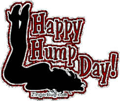 Sexy Hump Day Memes - happy hump day sexy silhouette glitter graphic greeting comment
