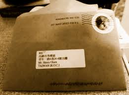 how to write a taiwanese postal address simply unbound