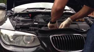 bmw grill bmw e90 e91 e92 e93 fitting kidney grill youtube