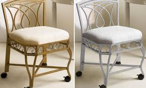 Small Bathroom Chairs Bathrooms Design Cute White Bathroom Vanity Chair For Classy