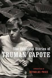 truman capote a guitar mirror with clouds