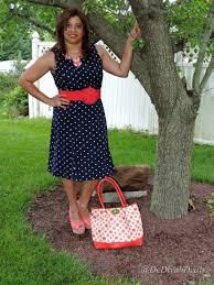 Rugged Wearhouse Clothing Peachy Polka Dots Fashion After Fifty Fashion And Fun After Fifty