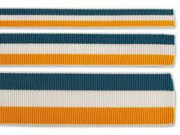 striped grosgrain ribbon buy grosgrain ribbon rib weave striped lengthwise online at