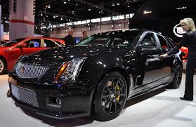 black cadillac cts 2011 cadillac cts v wagon black chicago 2011 gm authority