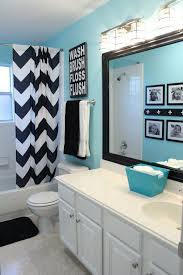 Boys Bathroom Decorating Ideas Bathroom The Colours The Shower Curtain Future Farm Home