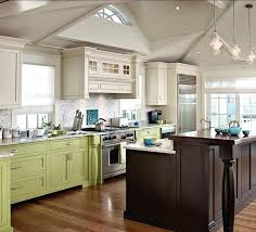 extraordinary inspiring kitchen cabinet ideas two tone kitchen