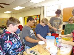 Cooks In The Kitchen by Special Education Students Learn Entrepreneurship State Farm