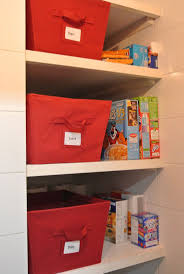 Kitchen Cabinet Storage Systems by Top 25 Best Deep Pantry Organization Ideas On Pinterest Pull