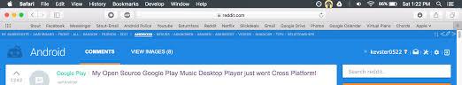Best Resume Website Reddit by My Open Source Google Play Music Desktop Player Just Went Cross