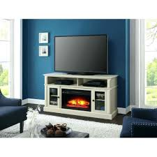 corner electric fireplace tv stand lowes stone oak suzannawinter com