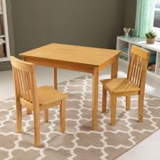 wooden table and chair set for kids table chairs sets kidkraft