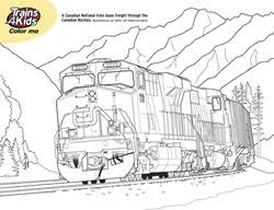 train coloring pages coloring pages trains4kids magazine