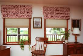 fabric treatments custom window treatments de a shade above de