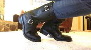 engineer boots chippewa engineer boots youtube