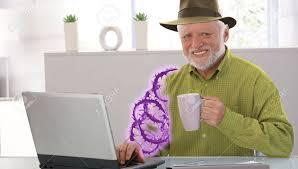 Old Man Meme - old man joseph jojo s bizarre adventure know your meme