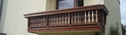 balkone holz holz profile holz balkone