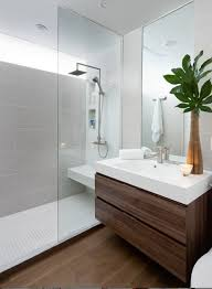 Ceramic Tiles For Bathrooms - upstairs bathroom wood effect grey tiles in the shower ceramic