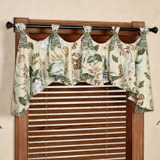 window valance ideas for kitchen bedroom blue and brown window valance tailored valance window