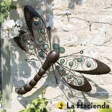 dragonfly u2013 garden wall art u2013 muddy faces