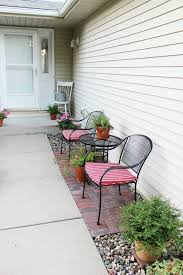 What Is A Patio Steak Best 25 Small Brick Patio Ideas On Pinterest Brick Patios