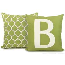 40x40 Cushion Insert B Monogram Outdoor Pillow Cover 16x16 40x40 Decorative