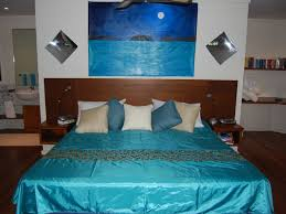 volivoli holiday house starfish blue hanging bed private