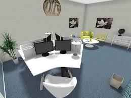 Home Designer Pro Layout Roomsketcher Office Design Open Plan Workstation Layout Idea Jpg