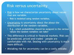 Comfortable With Uncertainty Chapter 17 Making Decisions With Uncertainty Ppt Online