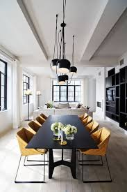 Black Dining Room Chairs Best 20 Black Dining Tables Ideas On Pinterest Black Dining