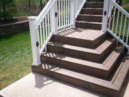 Deck Stairs Design Ideas Emejing Home Entrance Steps Design Ideas Interior Design Ideas