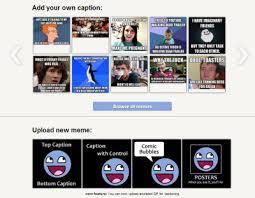 Meme Generator Free Online - top 5 free online meme generators