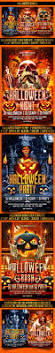 dj halloween background 630 best halloween flyer templates images on pinterest flyer