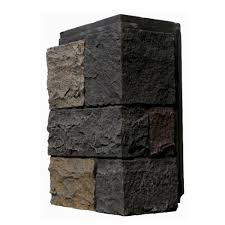 nextstone castle rock ashford charcoal 11 in x 7 in faux stone