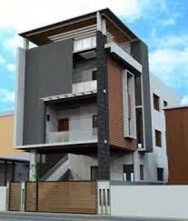 residential architectural design 3 global design studio of shilpa architects architectural chennai