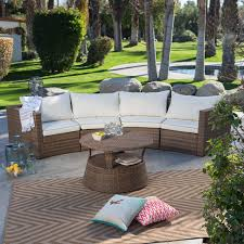 Curved Sofa Sectional 126 best outdoor sofas decor fire pits and fireplaces images on