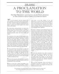 family proclamation the family a proclamation to the world 4x5 print deseret book