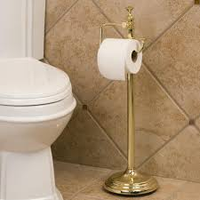 paper holders bathroom interesting toilet paper holder stand for your bathroom