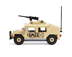 lego army humvee new release m1025 hmmwv brickmania blog