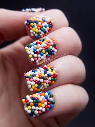 Food Nail Art Designs Candy Ball Nails 25 Dazzling 3d Nail Art Designs You Won U0027t Be U2026