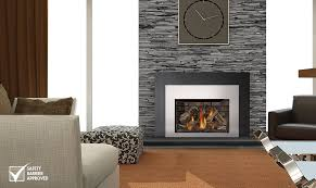 napoleon infrared x4 gas fireplace insert