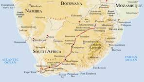 Pretoria South Africa Map by Prices Of Rovos Rail