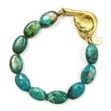 turquoise stone bracelet images Turquoise stone bracelet the good buy jpg