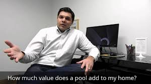 how much value does a pool add to your home ehow does adding a pool increase my home value youtube