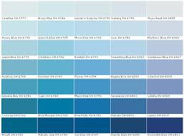 blue paint swatches sherwin williams products house paints colors