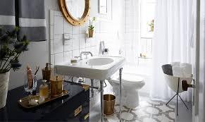 bathroom linoleum ideas diy bathroom ideas on a budget bathroom transitional with black