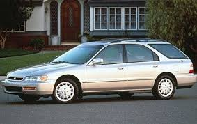 used 1994 honda accord wagon pricing for sale edmunds