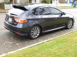 wrx subaru 2009 2009 subaru impreza wrx hatch awd auto sales